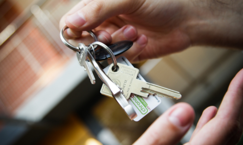 livraison remise des clés logement neuf